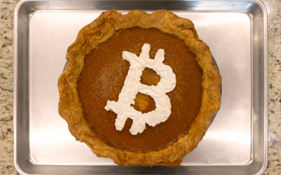 Bitcoin PumKING Pie