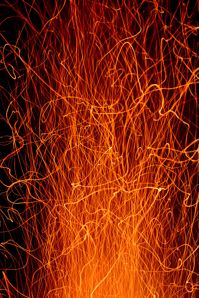 Many Embers Composition